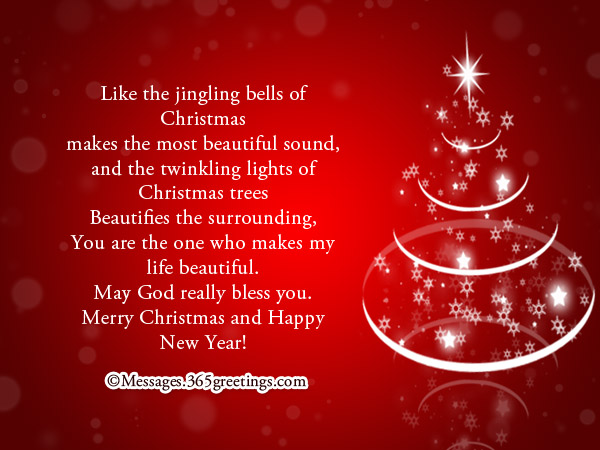 Christmas And New Year Wishes - 365greetings.com