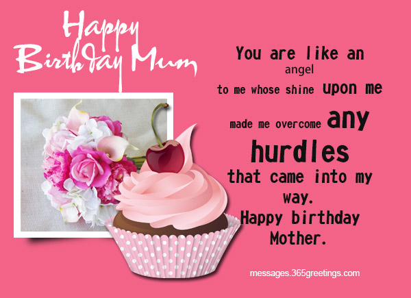 Birthday wishes for mother 365greetings happy birthday mother m4hsunfo
