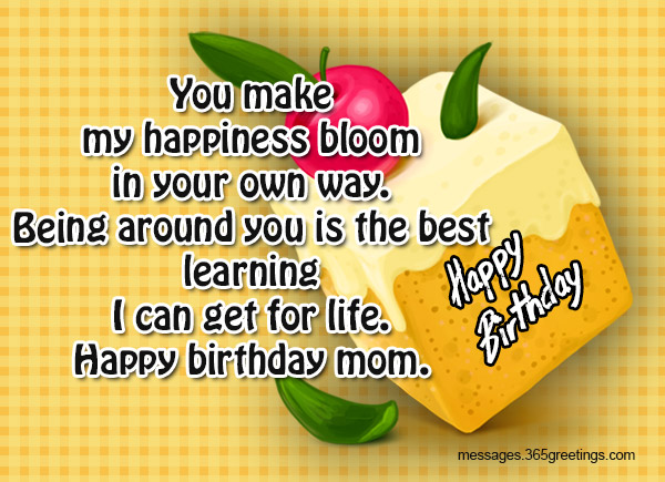 Birthday Wishes for Mother Messages Greetings and Wishes – Birthday Greetings for Mother