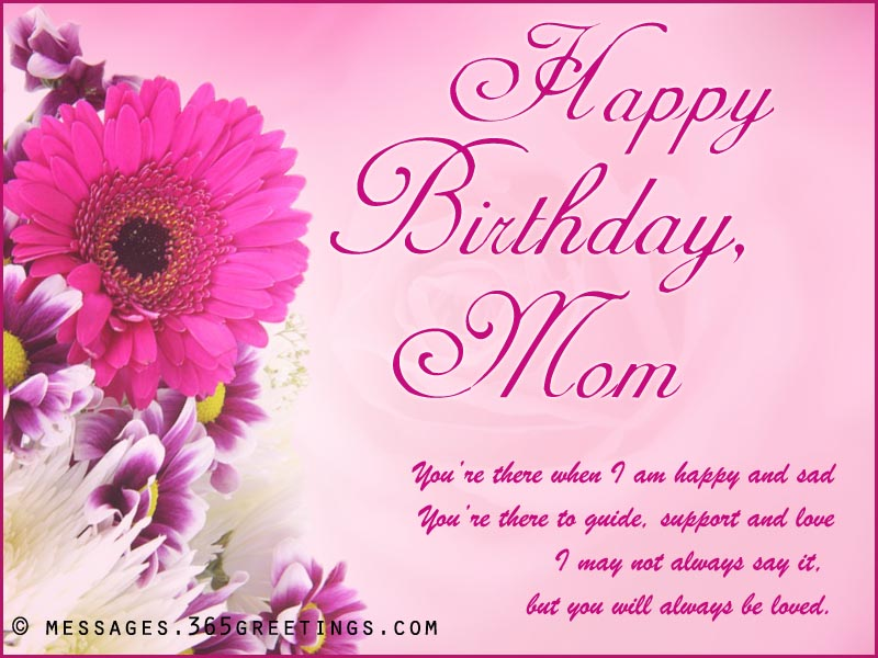 Happy birthday wishes for mom 365greetings happy birthday wishes for mom m4hsunfo