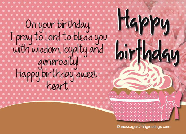 In This Section You Will Explore The Best Christian Birthday Wishes For Sister