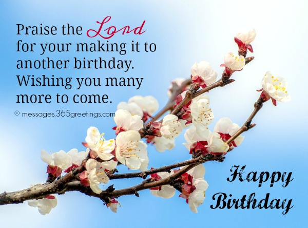 Christian Birthday Wishes Religious Birthday Wishes 365greetingscom