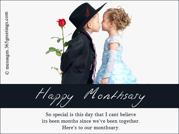 Monthsary Wishes For Boyfriend