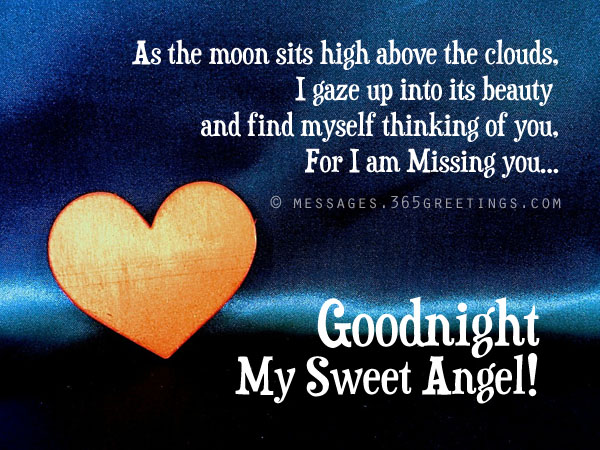 Romantic Good Night Messages And Quotes - 365greetings.com
