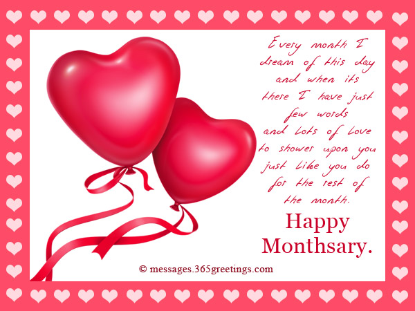 Monthsary messages for boyfriend 365greetings beautiful monthsary greetings for boyfriend m4hsunfo