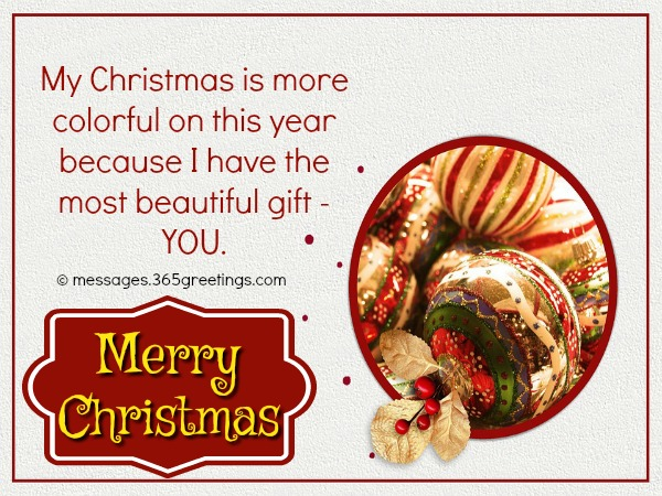 christmas message for boyfriend long distance