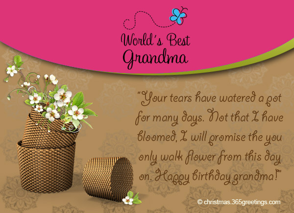 Birthday Wishes For Grandparents 365greetings
