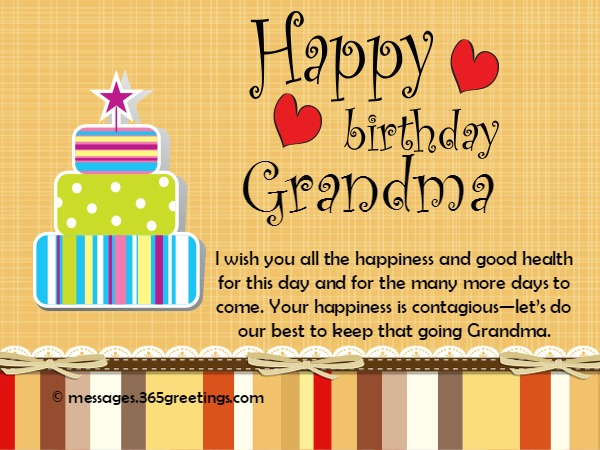 Birthday wishes for grandparents 365greetings happy birthday wishes for grandmother m4hsunfo