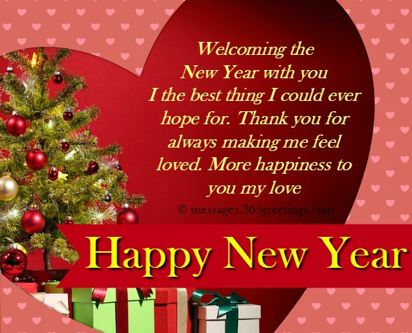 New Year Messages For Boyfriend 365greetingscom