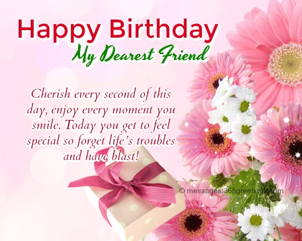 Dear Friend May Today Mark The Beginning Of A Chapter Full Wisdom Love Prosperity And Good Health Happy Birthday
