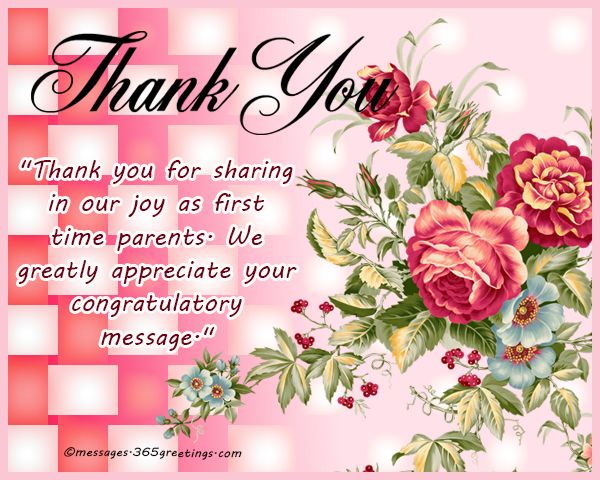 Thank you messages for the congratulations 365greetings reply to a congratulations m4hsunfo