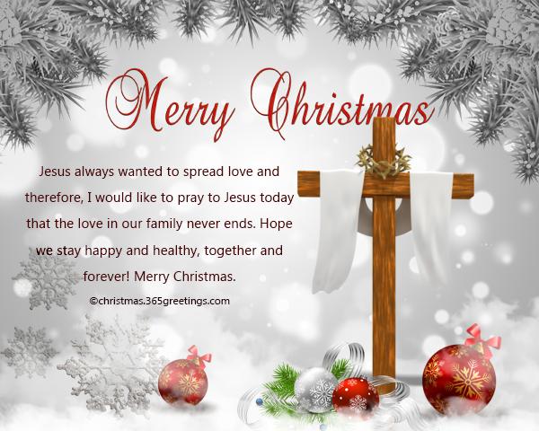 Christian Christmas Wishes 365greetings Com