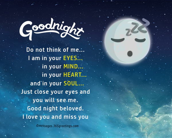 Cute goodnight quotes - 365greetings.com