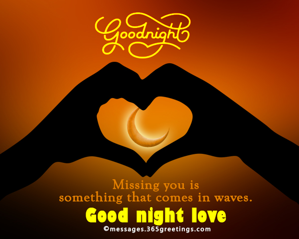 goodnight messages for him 365greetings com