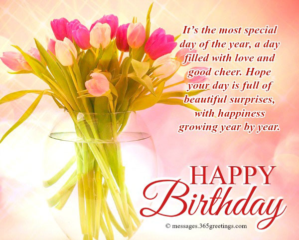 beautiful birthday wishes images   365greetings