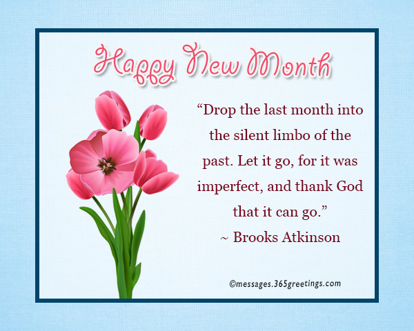 New month messages and wishes 365greetings happy new month quotes m4hsunfo Choice Image