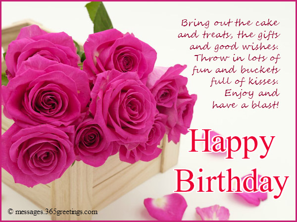 This Beautiful Birthday Wishes Image Feature Roses And Warm Greetings Is Perfect To Wish A Celebrant Have Great Time On His Her