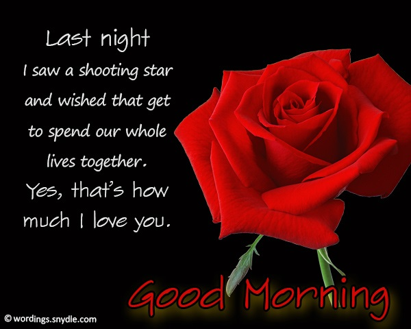 Good Morning Messages For Him 365greetings Com