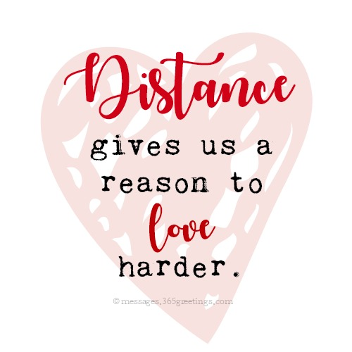 Top 100 Long Distance Relationship Quotes with Images