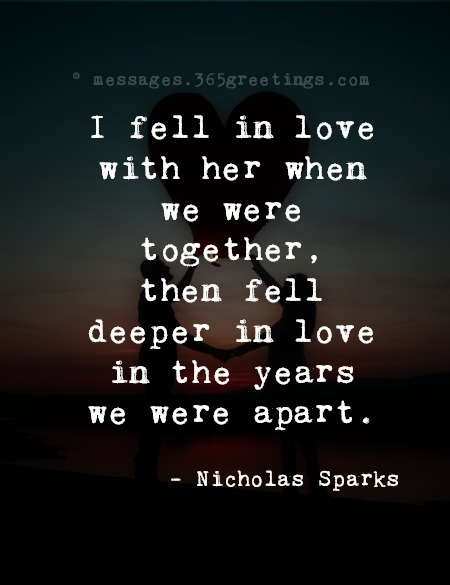 Top 100 Long Distance Relationship Quotes with Images ...