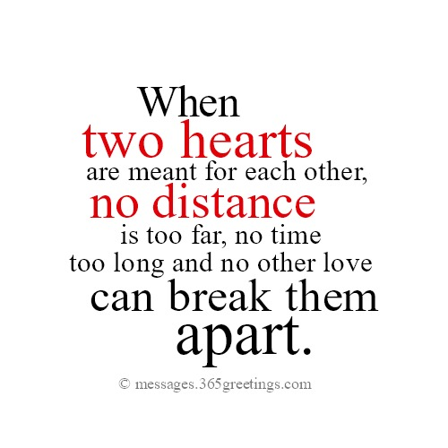 Top 100 Long Distance Relationship Quotes with Images - 365greetings com