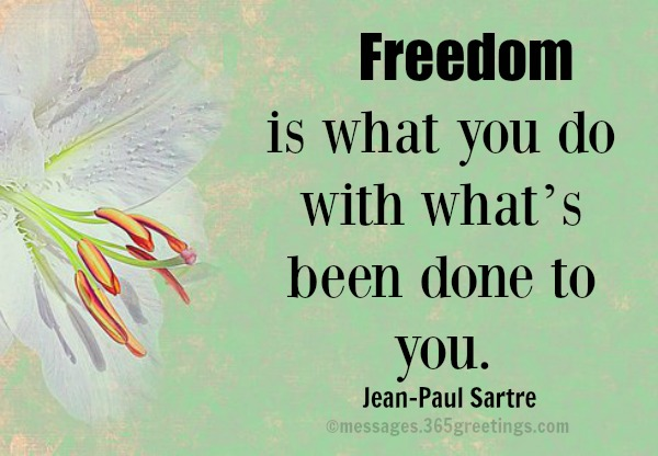 Top Freedom Quotes And Sayings With Images 365greetingscom