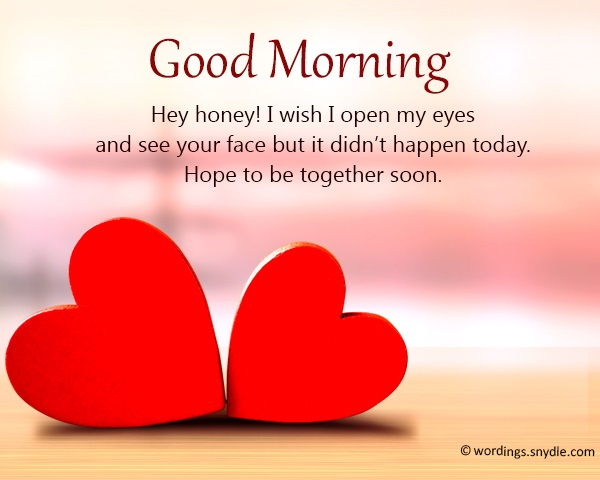 Good Morning Messages For Him 365greetingscom