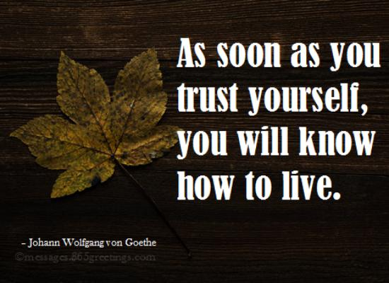 Top Quotes on Trust with Images - 365greetings com