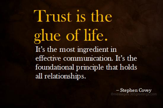 Top Quotes On Trust With Images 60greetings Simple Trust Quotes
