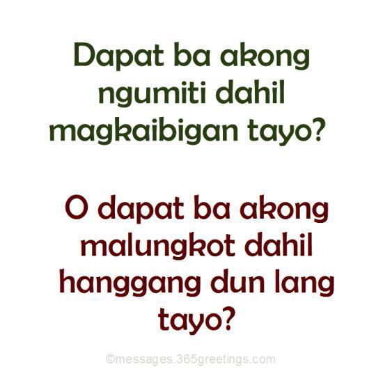 Tagalog Crush Quotes - 365greetings com
