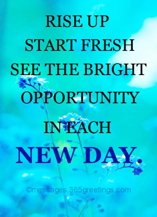 50+ New Day Quotes and Sayings with Image   365greetings.com