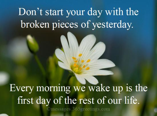 Flower Power Its A New Day Inspirational
