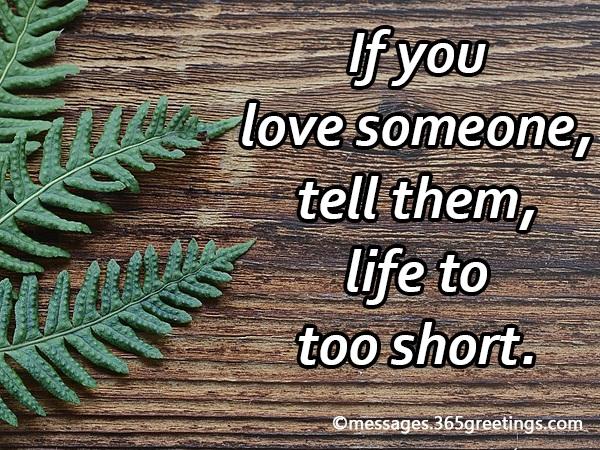 Short Love Quotes 365greetingscom