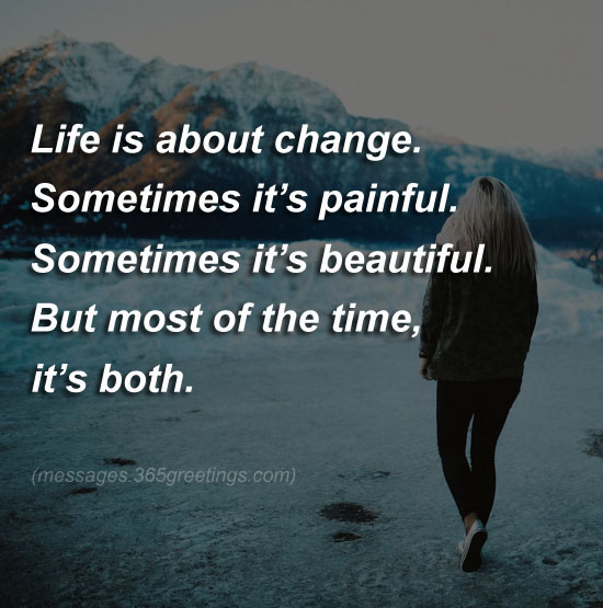 Quotes About Change In Life 60greetings Cool Quotes About Change In Life