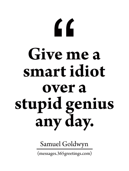 Smart Quotes and Sayings - 365greetings.com