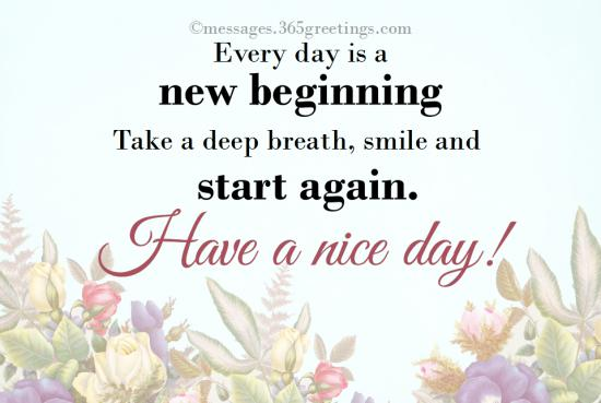 Good Day Quotes and Sayings - 365greetings com