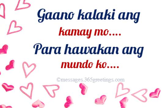 Hugot Lines Tagalog about Love - 365greetings com