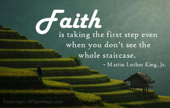 Quotes about Faith - 365greetings.com