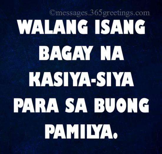 Broken Family Tagalog Quotes: Family Quotes Tagalog