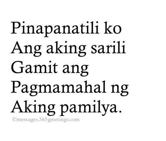 Ang pangarap ko sa buhay tagalog