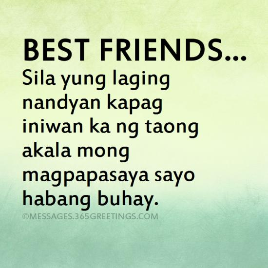 Tagalog Quotes About Friendship 60greetings Stunning Quotes About Friendship Tagalog