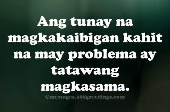 Tagalog Quotes About Friendship 60greetings Custom Quotes Tagalog About Friendship