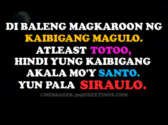 Tagalog Quotes About Friendship 60greetings Delectable Quotes Tagalog About Friendship