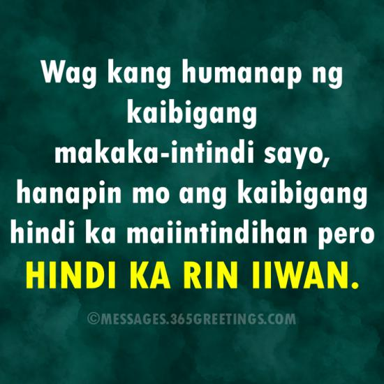 Tagalog Quotes about Friendship - 365greetings.com