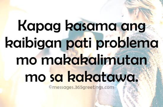 Tagalog Quotes About Friendship 60greetings Unique Tagalog Quotes About Friendship