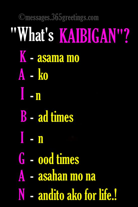 Tagalog Quotes about Friendship - 365greetings com