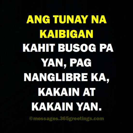 Tagalog Quotes About Friendship 60greetings Delectable Quotes About Friendship Tagalog