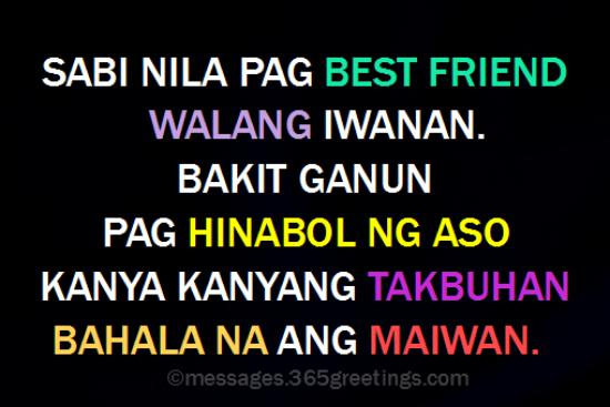Tagalog Quotes About Friendship 60greetings Interesting Quotes About Friendship Tagalog