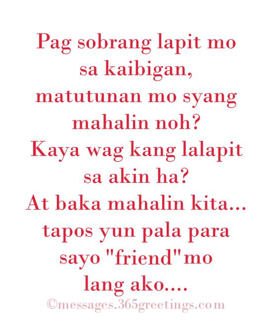 Tagalog Quotes About Friendship 365greetings Com