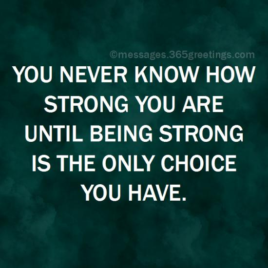 Quotes About Strength 365greetingscom